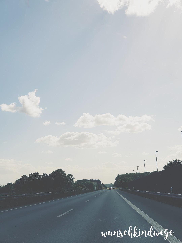 Autobahn Wochenende