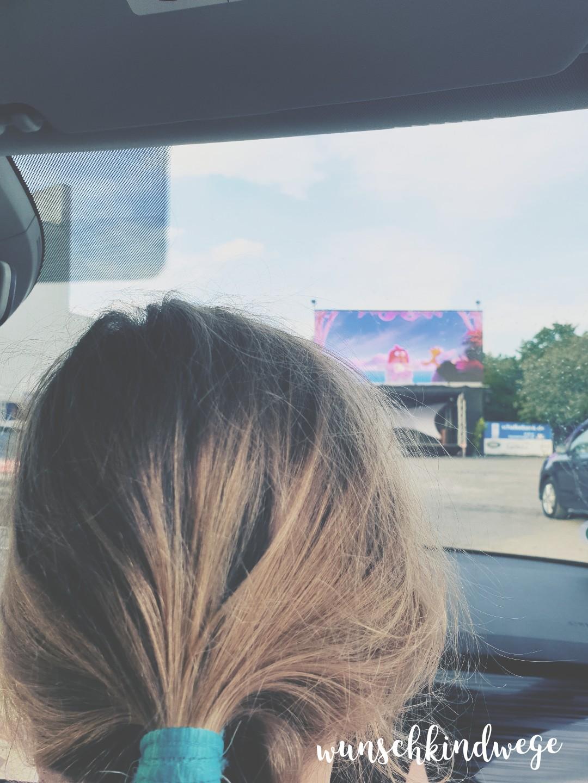 Wochenende Autokino