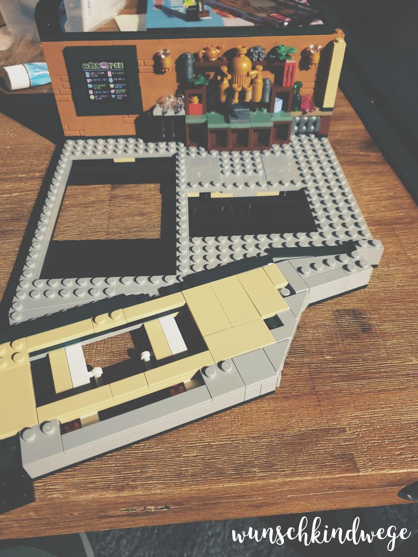 Lego bauen Erwachsene Wochenende