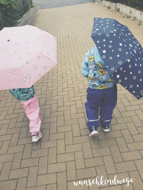 Regenspaziergang Wochenende