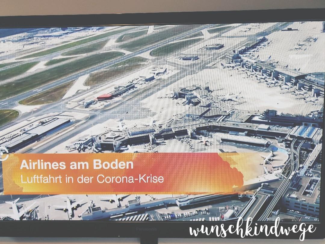 Luftfahrt in der Corona Krise