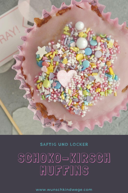 Schoko-Kirsch Muffins_Pinterest