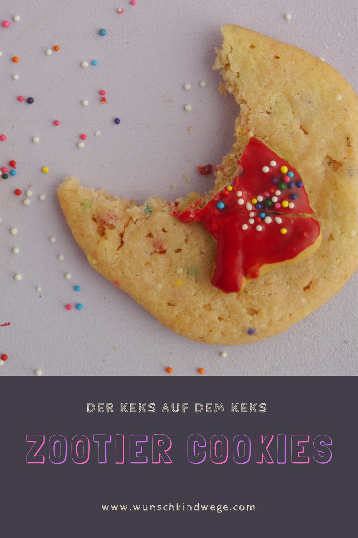 Zootier Cookies Kekse Pinterest