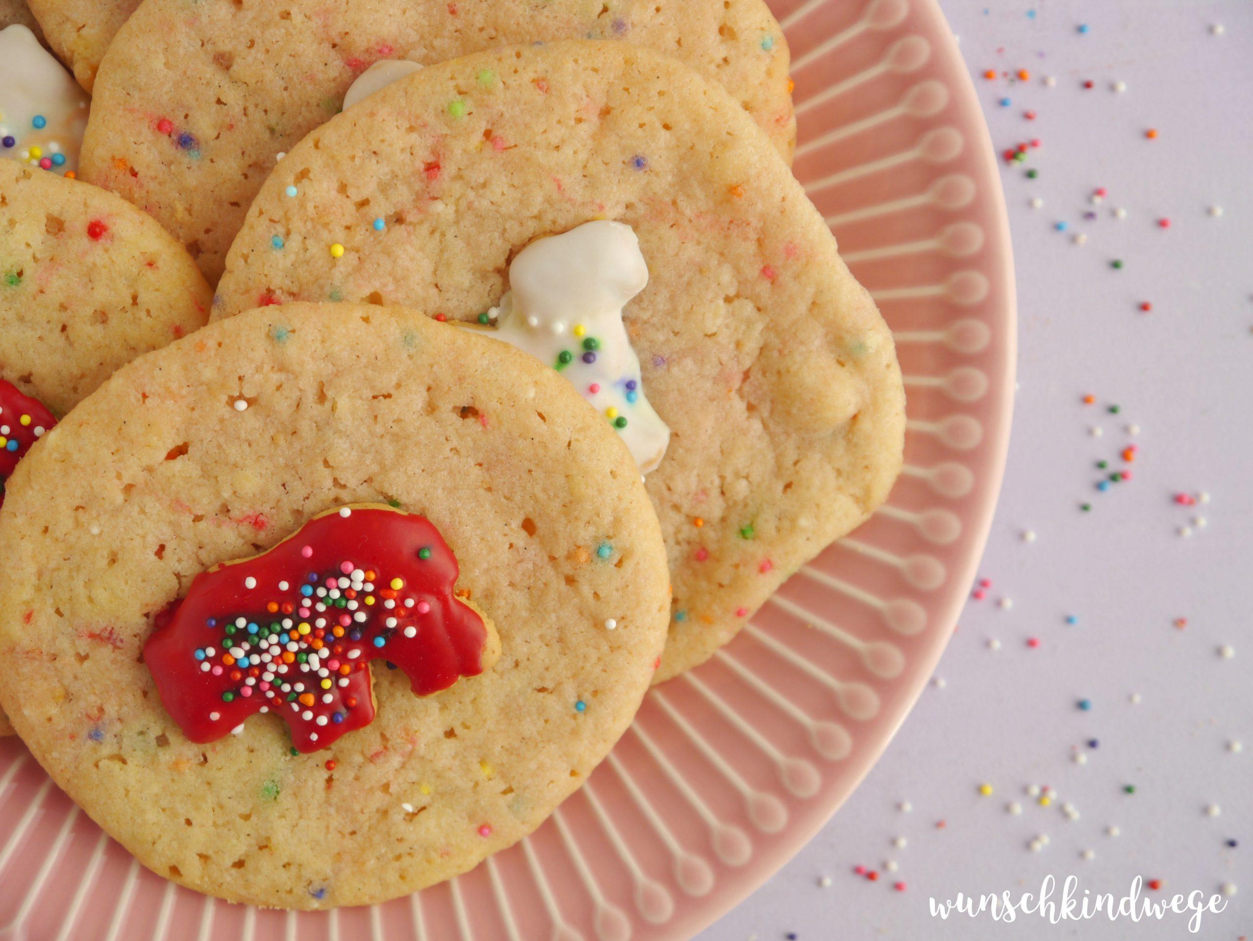 Zootier Cookies pink