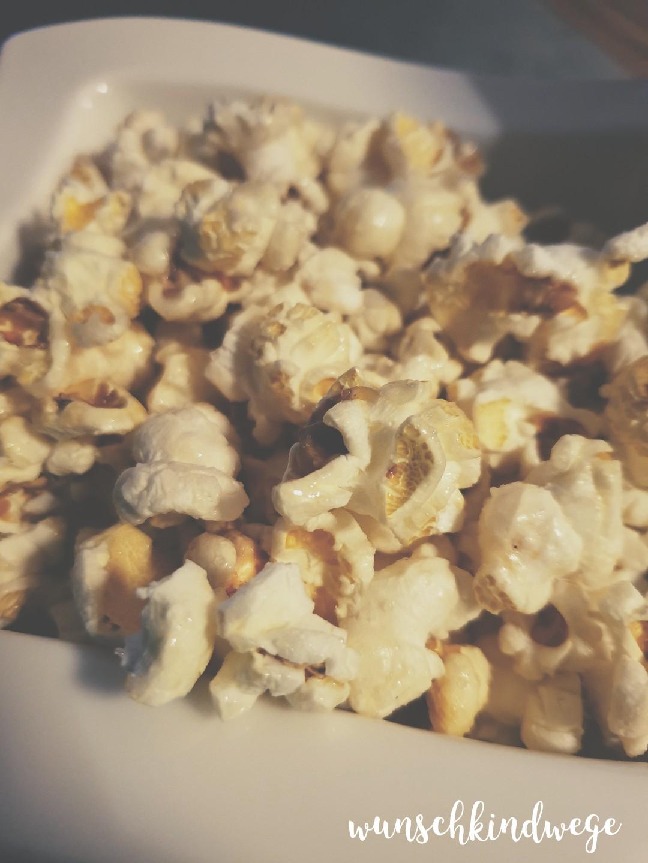 frisches Popcorn WMDEDGT