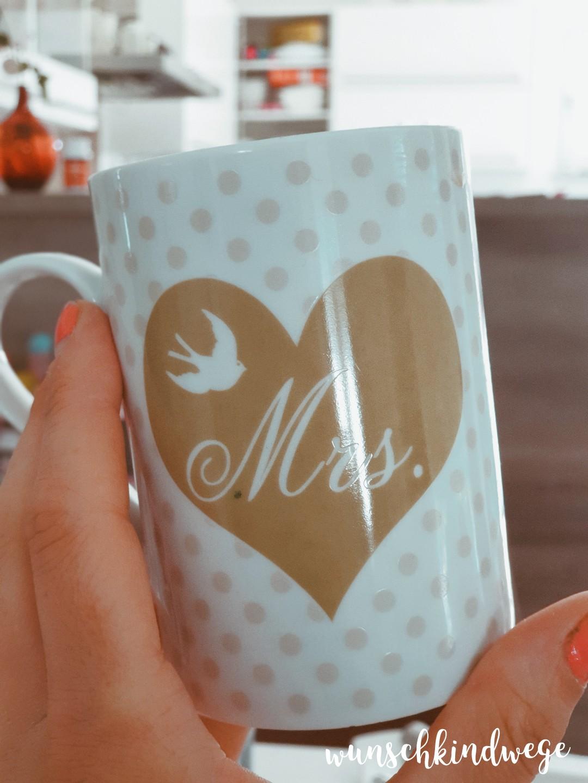 12 von 12 MRS Kaffeetasse