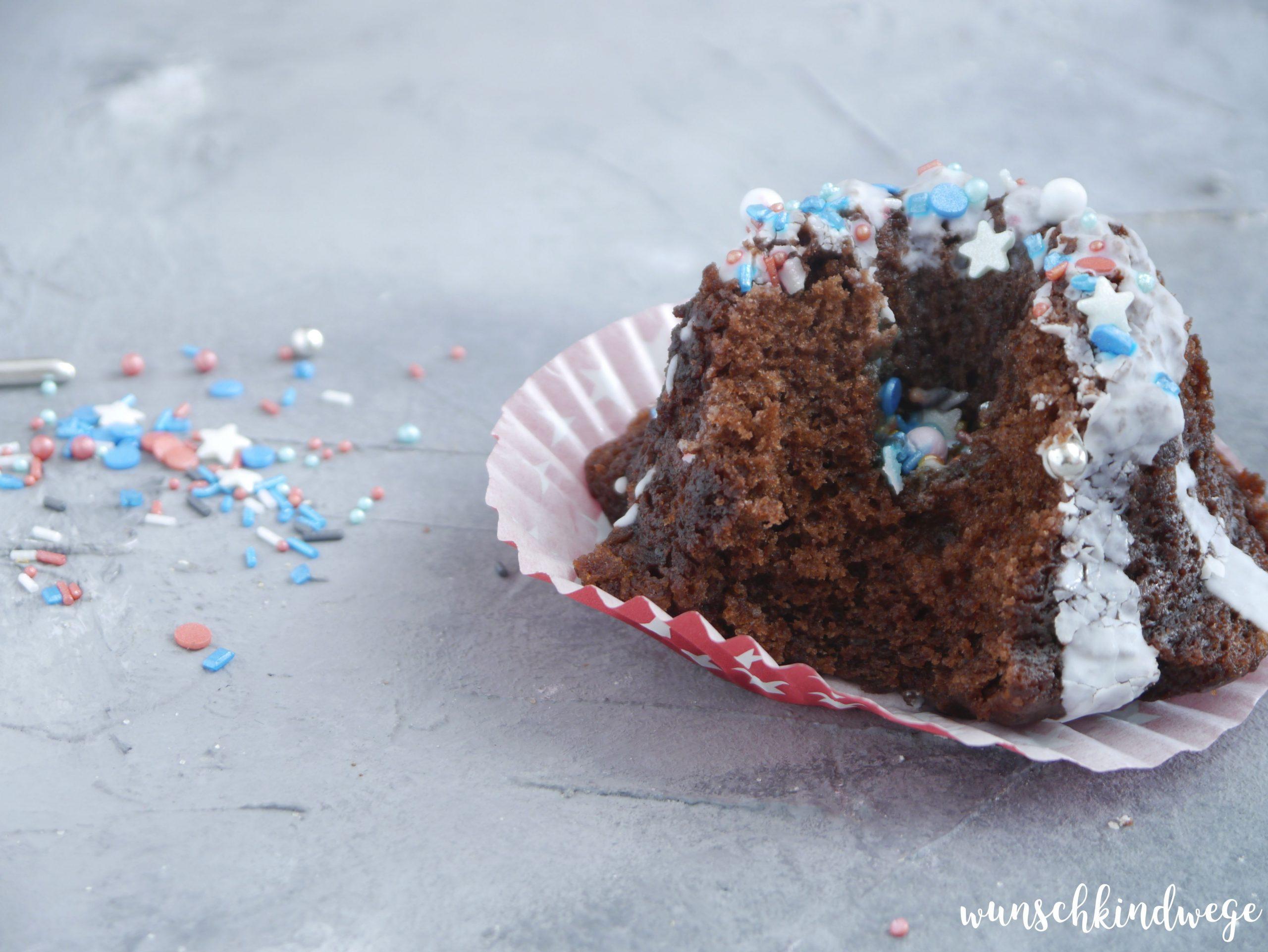 Paradiescreme Kuchen Schokolade