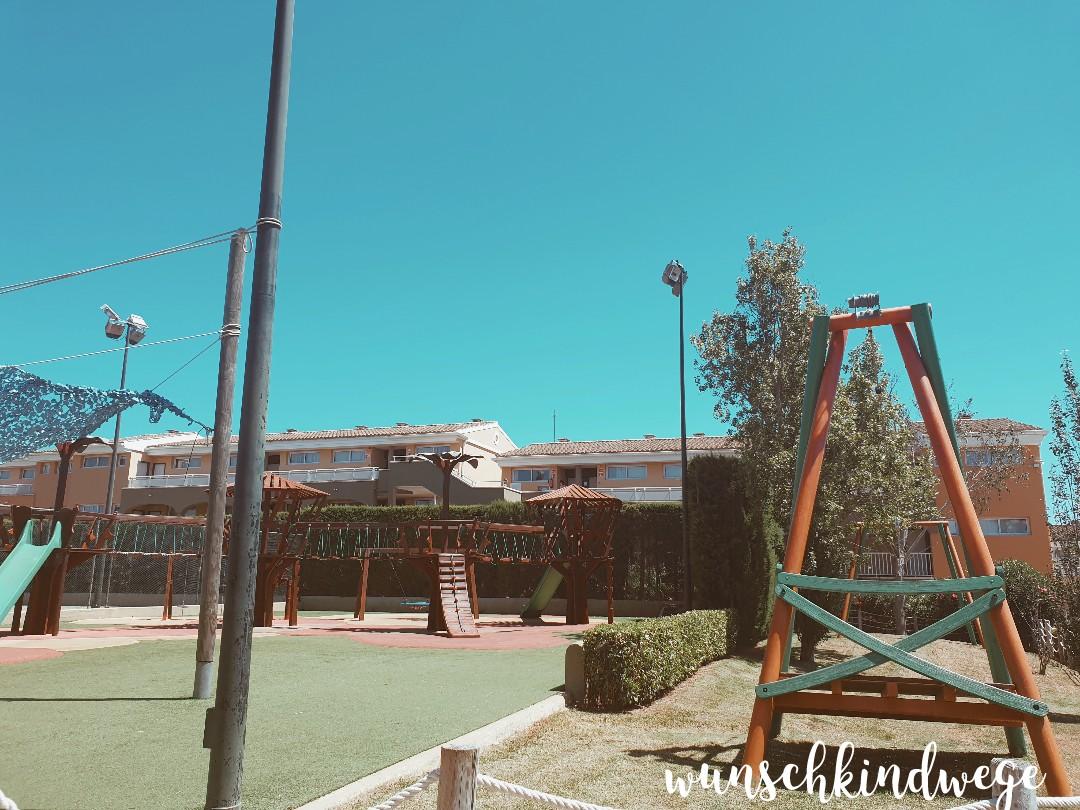 Spielplatz TUI Kids Club Cala Mandia