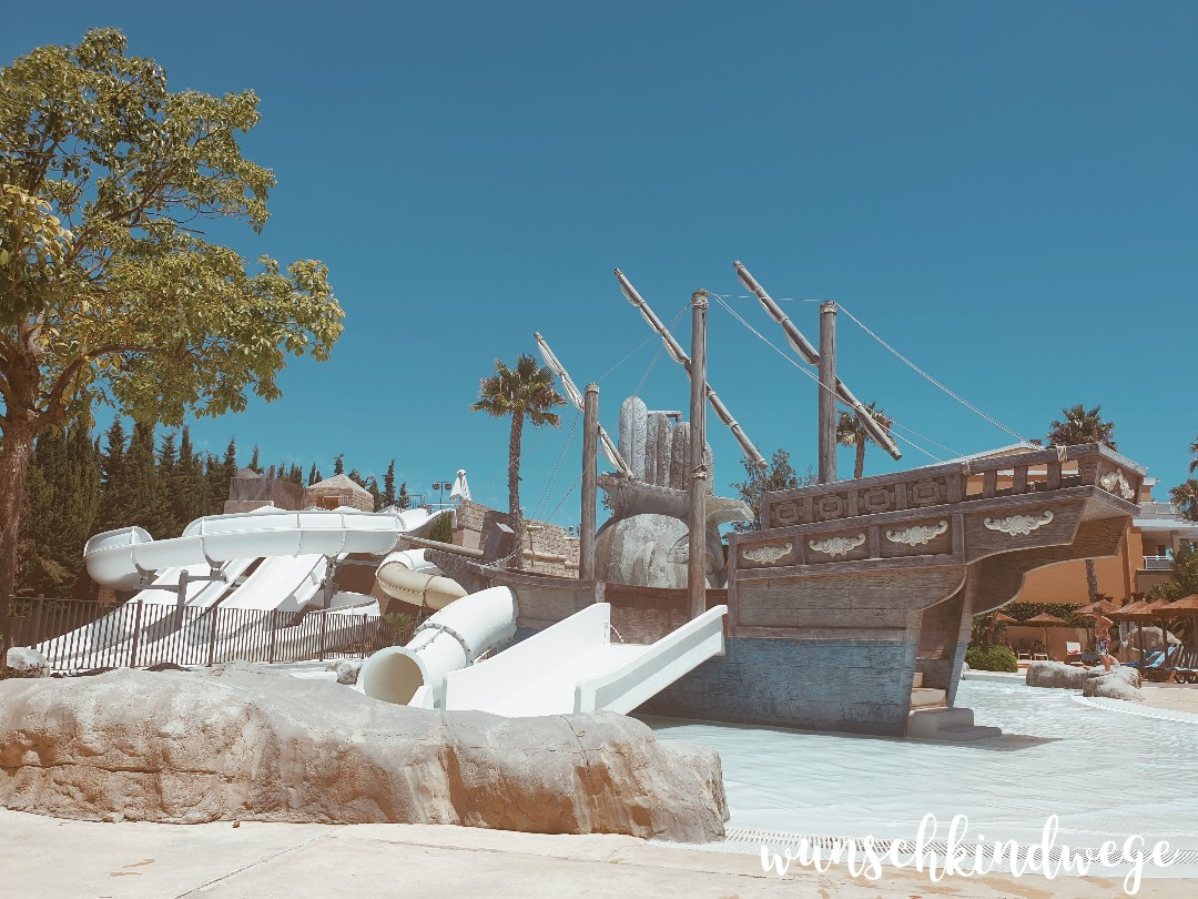 Wasserpark Insotel TUI Kids Club Cala Mandia