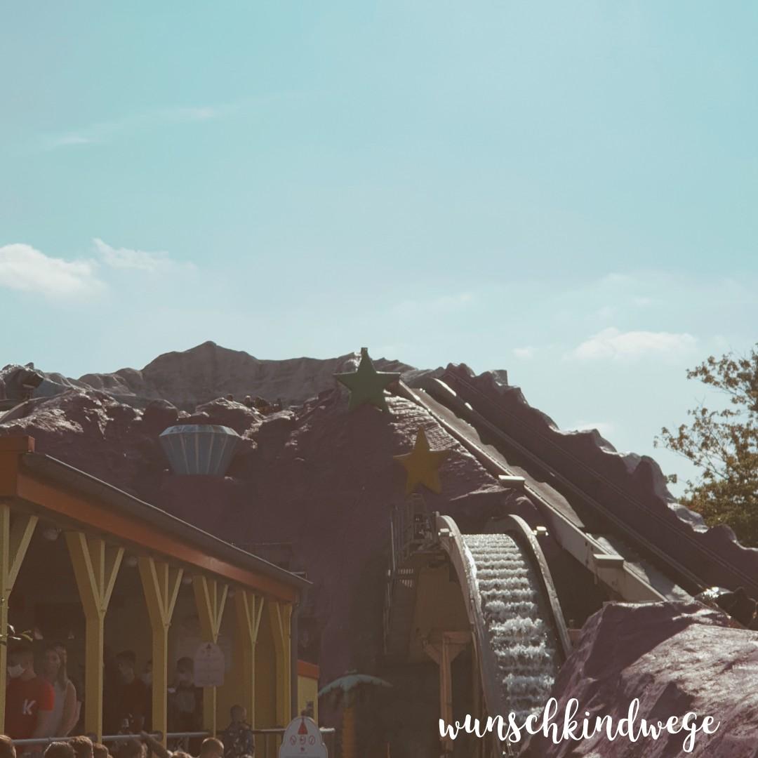 Wildwasserbahn Moviepark