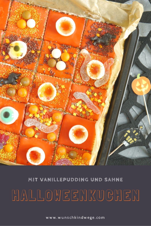 Halloweenkuchen Pinterest