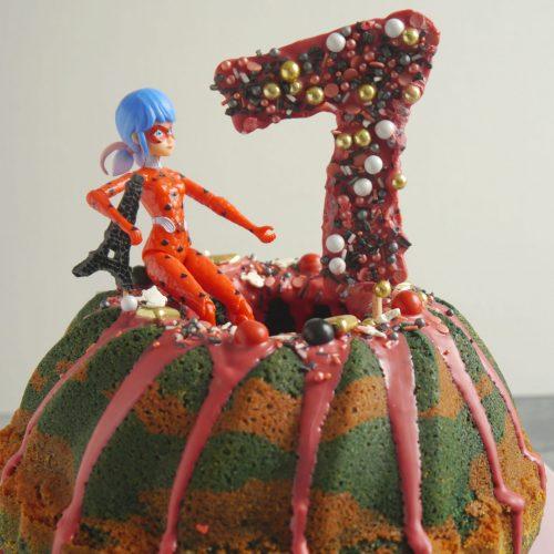 Miraculous Kuchen Ladybug