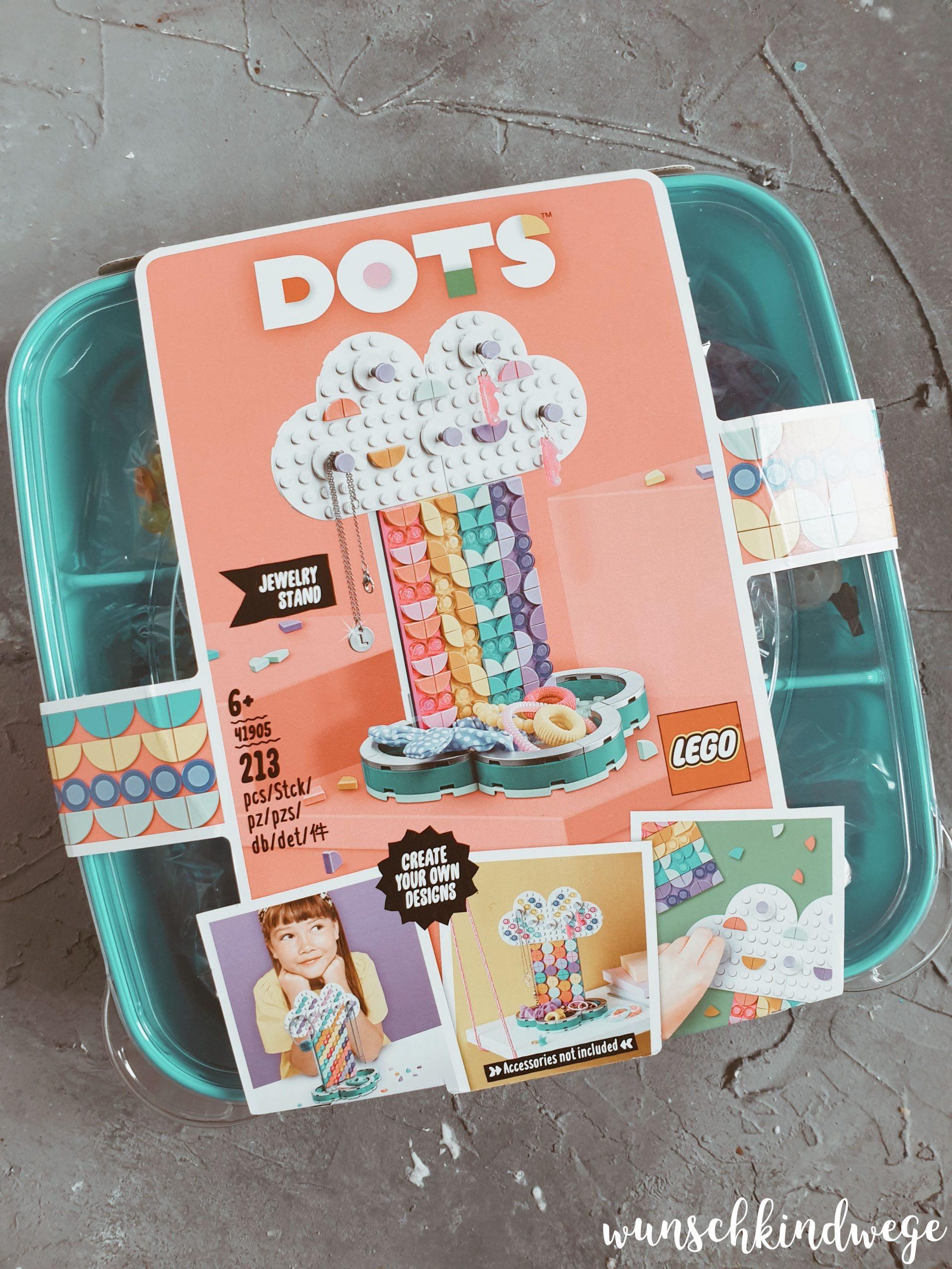 Lego Dots Schmuckbaum Geschenke zum 7 Geburtstag