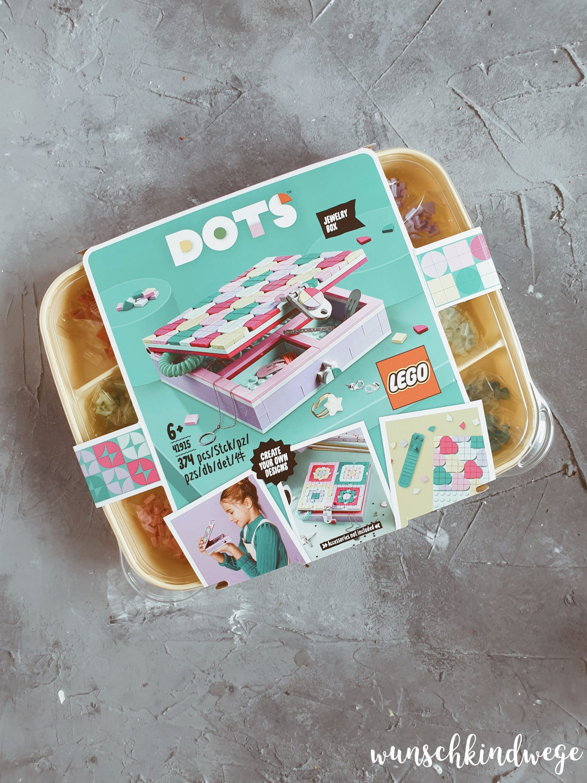 Lego Dots Schmuckbox