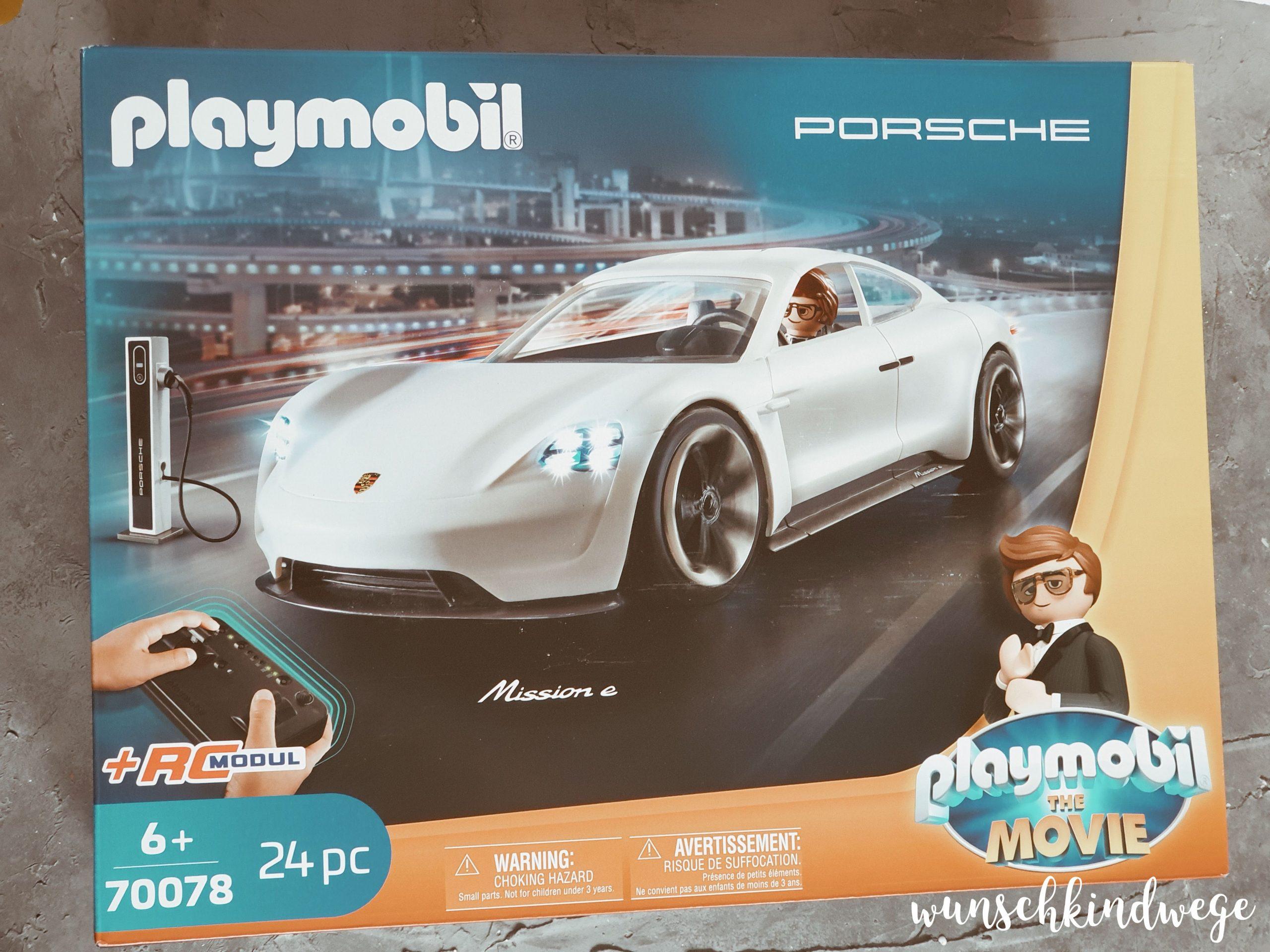 Playmobil Porsche Geschenke zum 7 Geburtstag