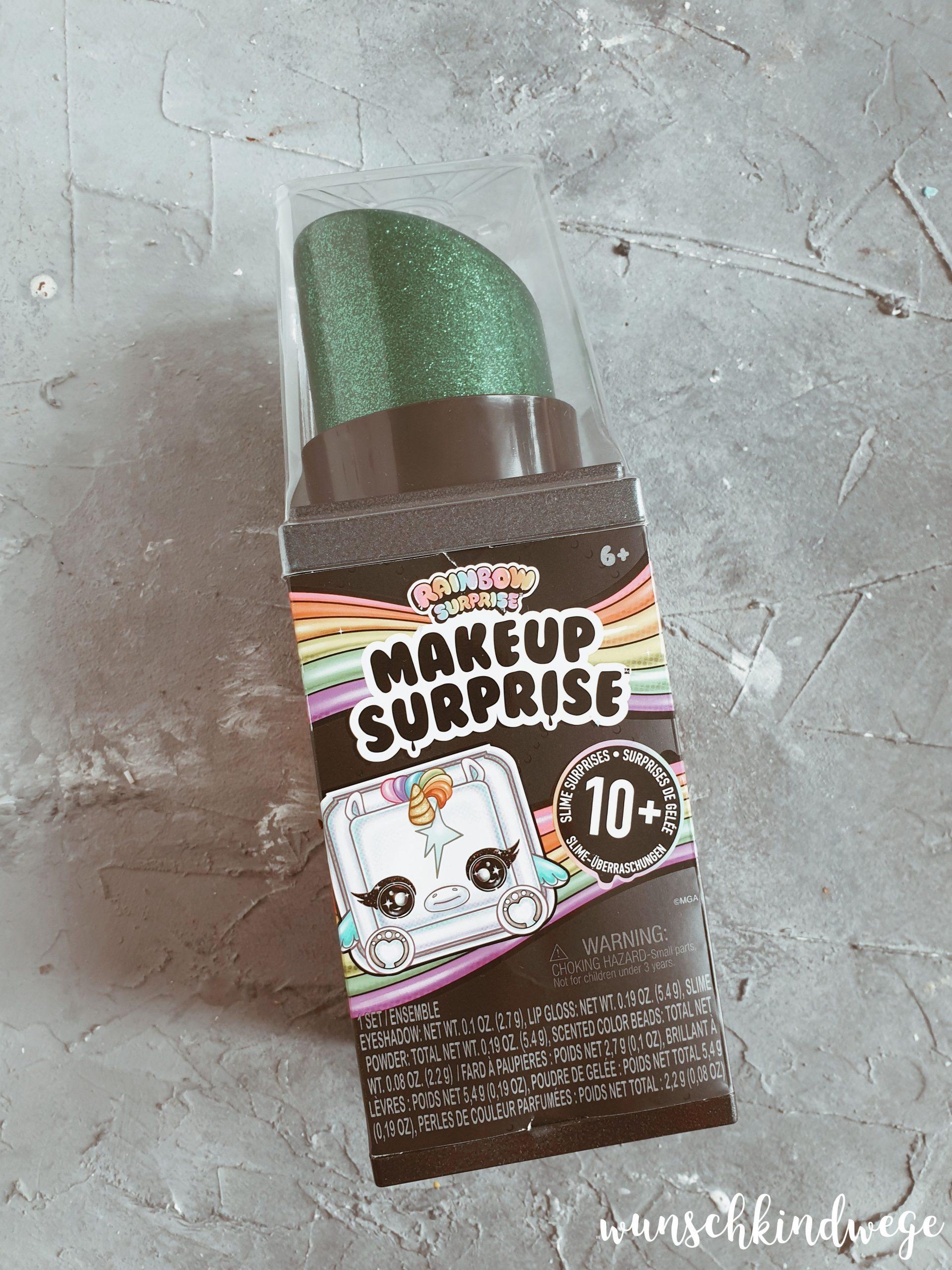 Rainbow Surprise Makeup Surprise Geschenk