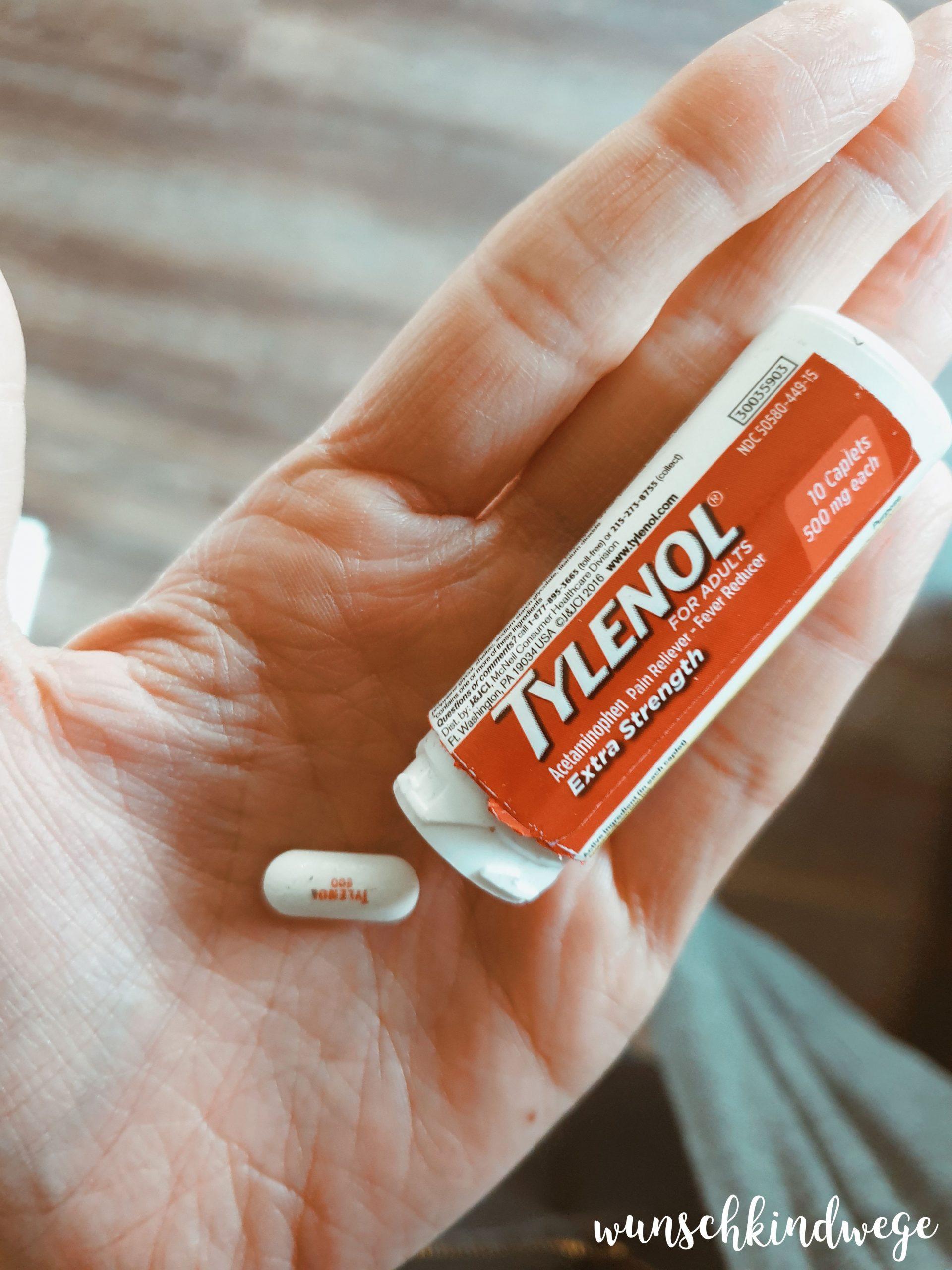 Tylenol - Was machst du eigentlich den ganzen Tag