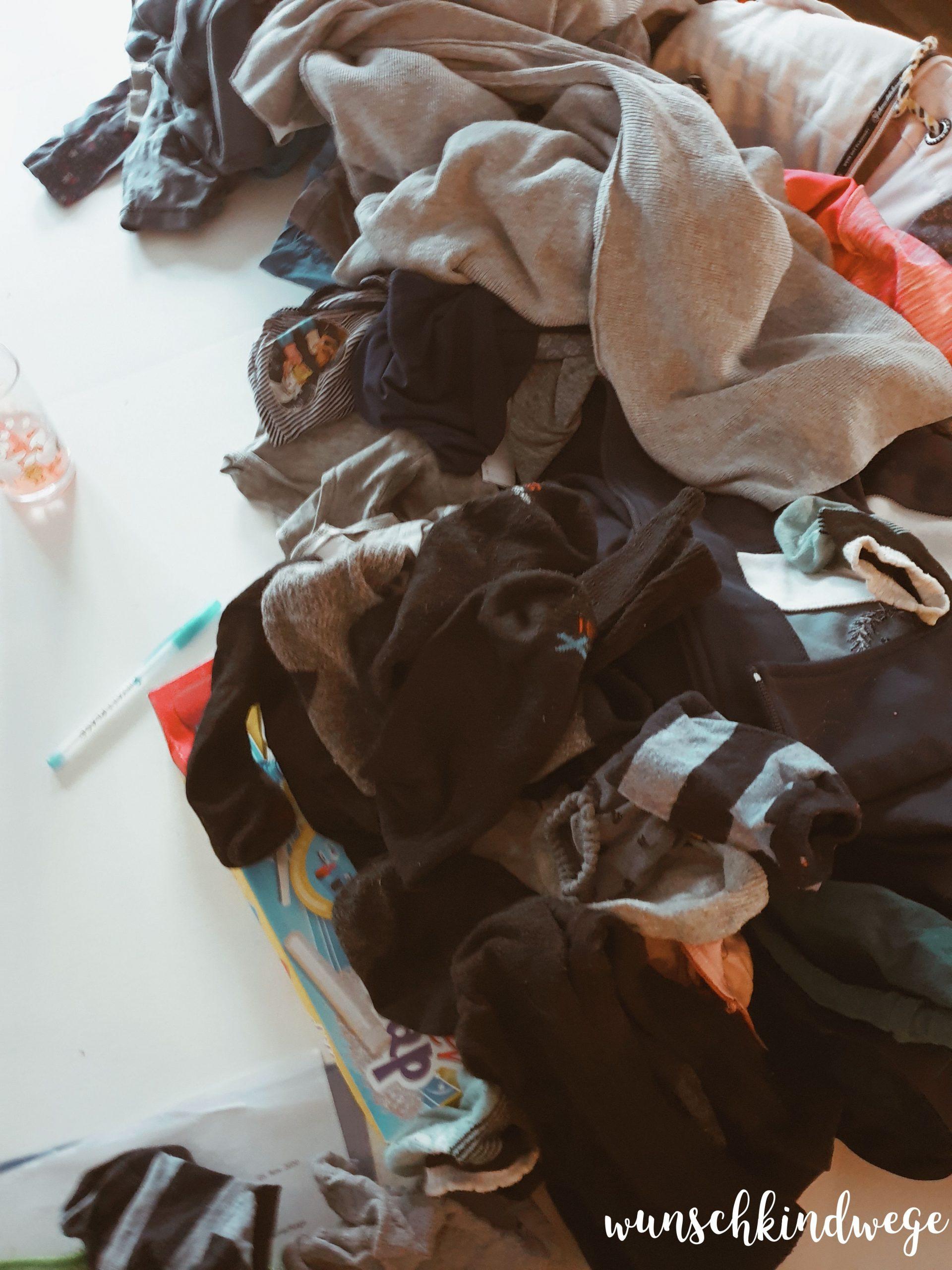 Wäscheberg - Was machst Du eigentlich den ganzen Tag