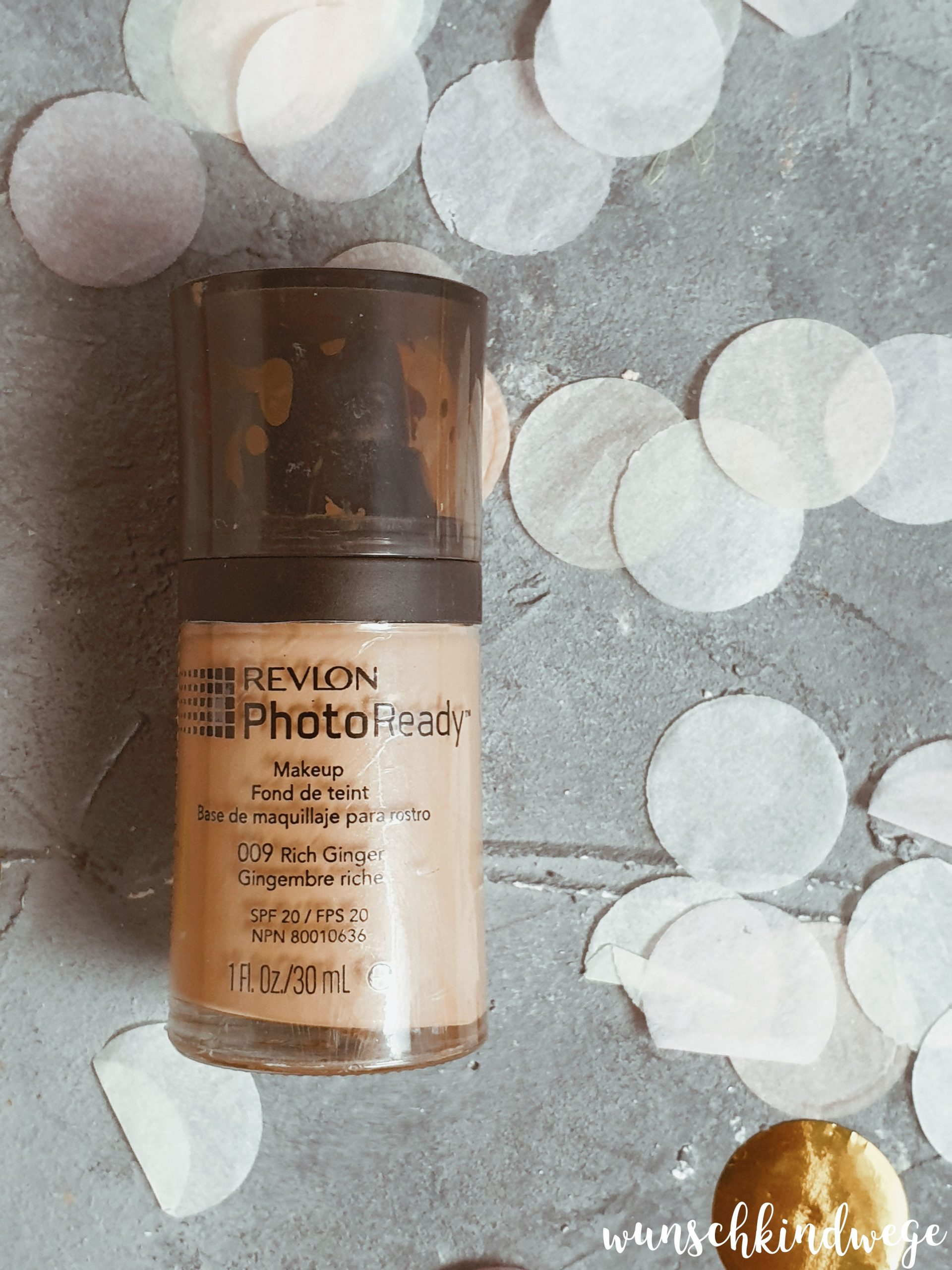 Mama-Me Revlon Photo Ready Makeup