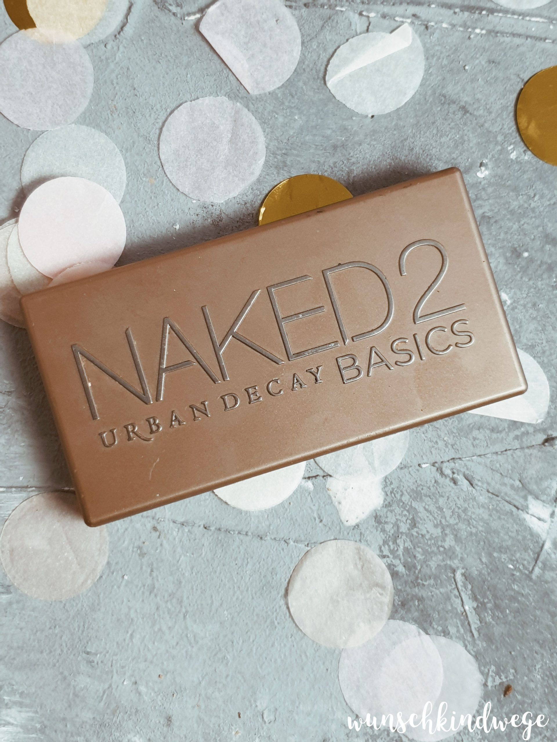 Naked 2 Urban Decay Mama-Me