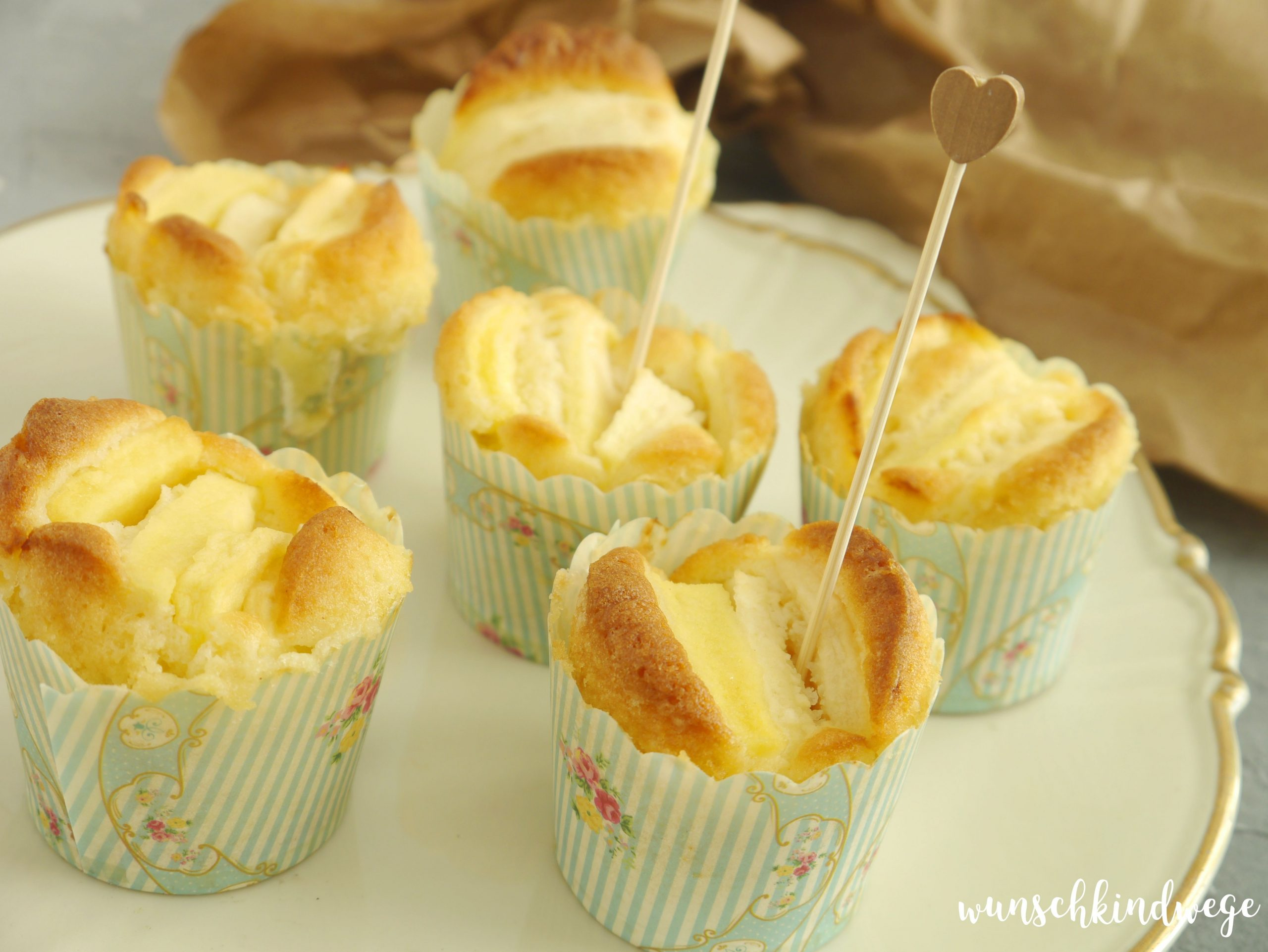 Mini Apfelkuchen