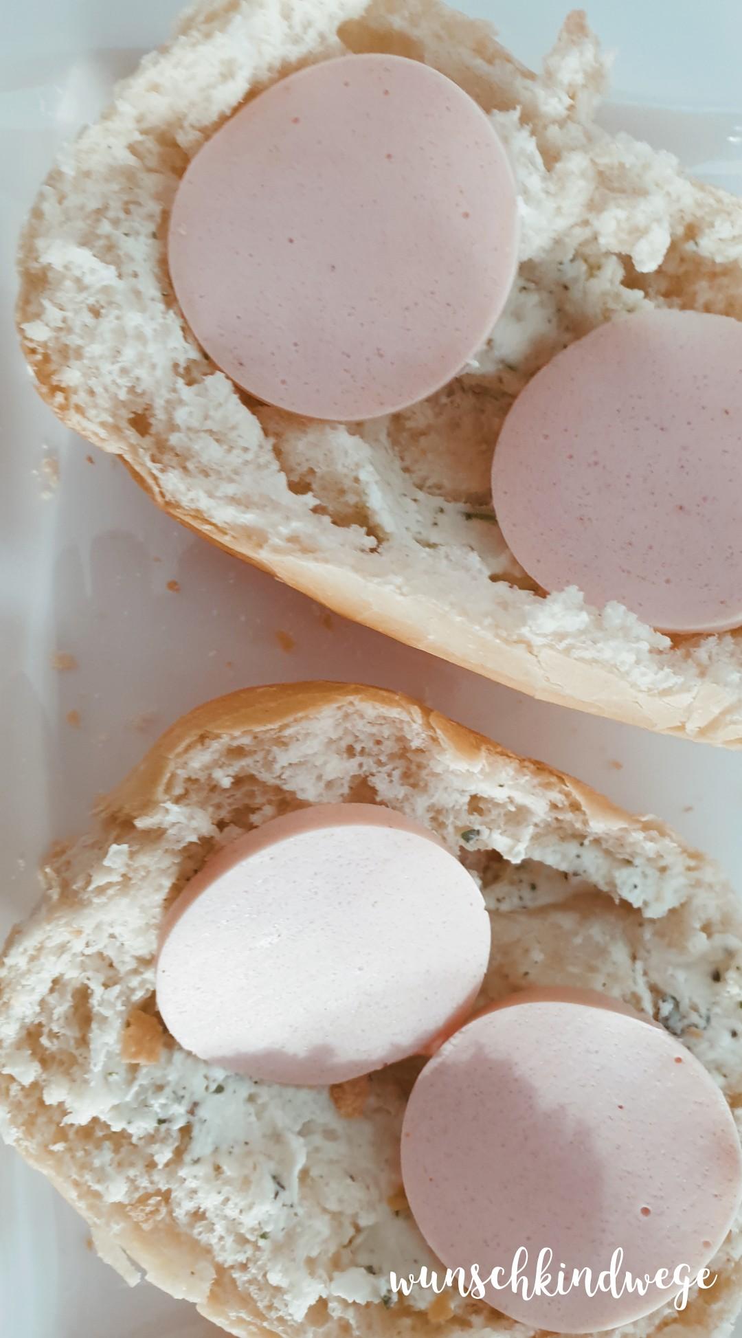 Frühstücksbrötchen
