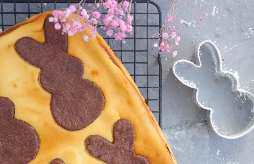Oster-Zupfkuchen Rezept Osterkuchen Blechkuchen